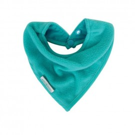 Bavoir de Dentition Anti-Taches Bandana Aqua Silly Billyz