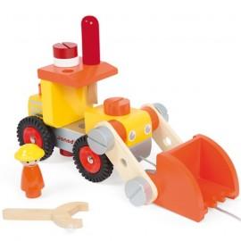Camion Bulldozer Janod