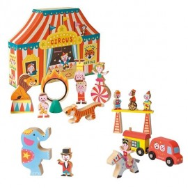 Story box Circus Janod