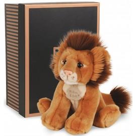 Peluche Lion 20cm les Authentiques Histoire d'Ours