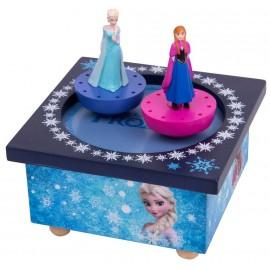 Boite à Musique Magnetique Elsa et Anna Trousselier