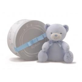 Doudou ours musical Perle bleu Kaloo