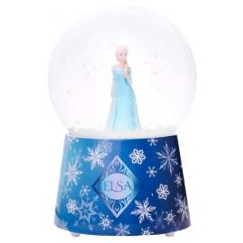 Boule à neige musicale Elsa Trousselier