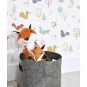 Lé de papier peint Enfant forêt Lilipinso
