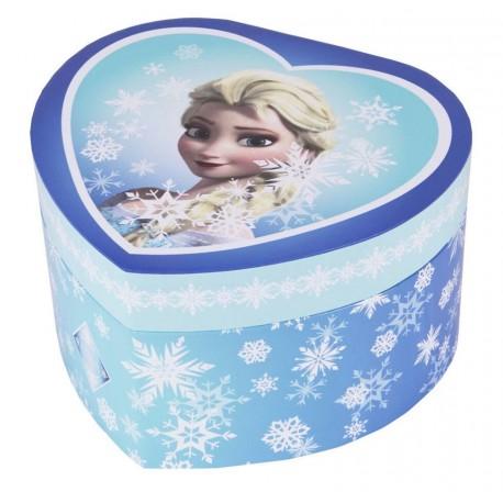 Grand Coeur musical Elsa la reine des neiges