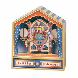 Dancing musical Little Clown Trousselier