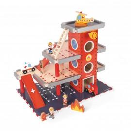 Caserne de pompiers Janod