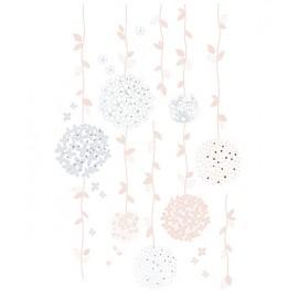 Sticker lianes de fleurs Lilipinso