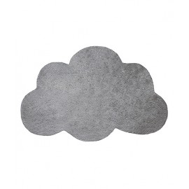 Tapis nuage gris Lilipinso