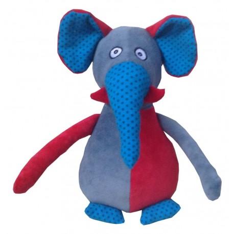 Doudou musical Nil l'éléphant