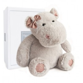 Peluche Hippotame Girl Histoire d'Ours (38cm)