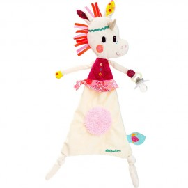 Doudou Louise Lilliputiens (personnalisable)