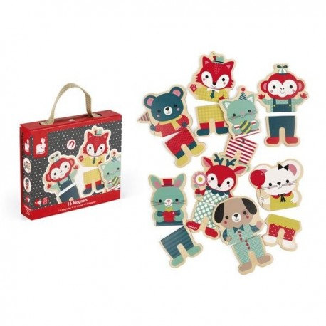Magnets baby forest Janod