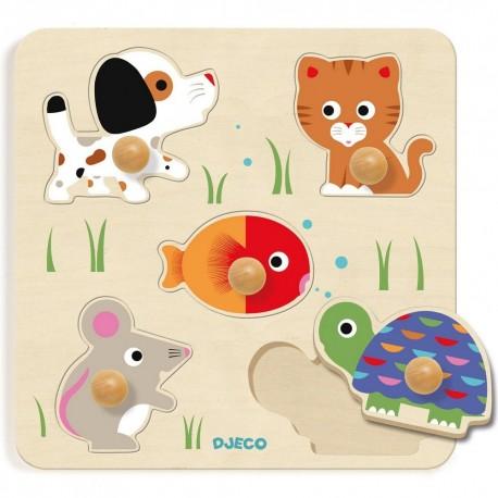 Puzzle Bulle & Co Djeco