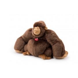 Gorille marron Rocco Trudi