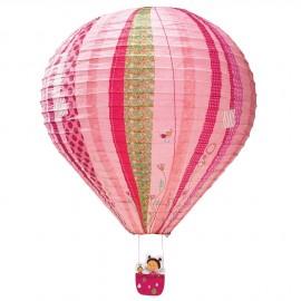 Lanterne montgolfière Liz motifs phosphorescents Lilliputiens
