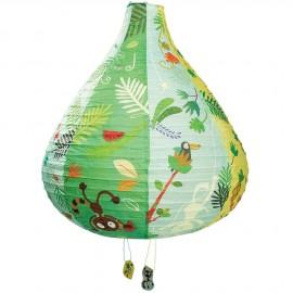 Lanterne montgolfière Georges Lilliputiens Fluorescente
