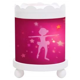 Lanterne manège magique Ballerines Trousselier