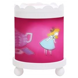 Lanterne manège magique Alice Trousselier