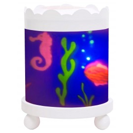 Lanterne manège magique Mer Trousselier