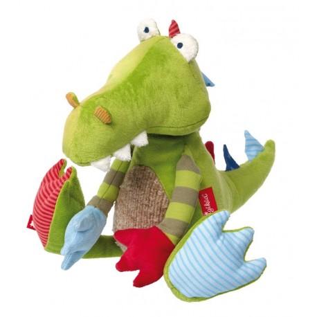 Peluche dragon patchwork Sigikid 38711