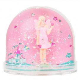 Boule à neige Fée rose Trousselier