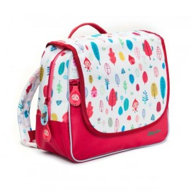 Cartable A5 chaperon rouge Lilliputiens