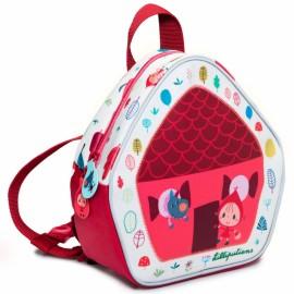 Mini sac à dos Chaperon rouge Lilliputiens