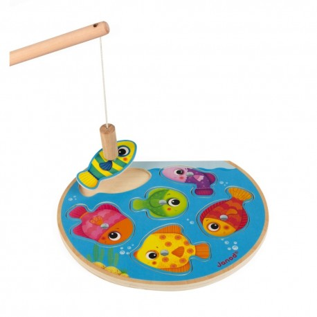 Puzzles Speedy Fish par Janod