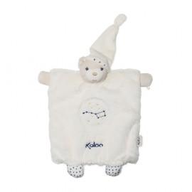 Doudou Marionnette Ourson Crème Petite étoile Kaloo