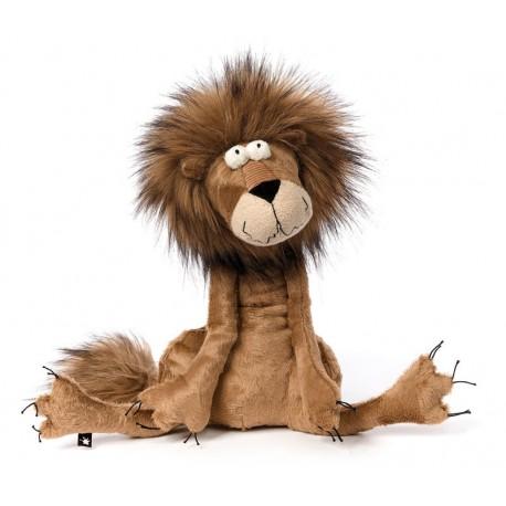 Peluche lion Metusa Leo Beasts Sigikid (33cm)