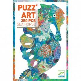 Puzzle Hippocampe Puzz'art 350 pièces Djeco