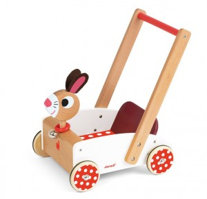 jouets janod chariot de marche en bois pour b b blog. Black Bedroom Furniture Sets. Home Design Ideas