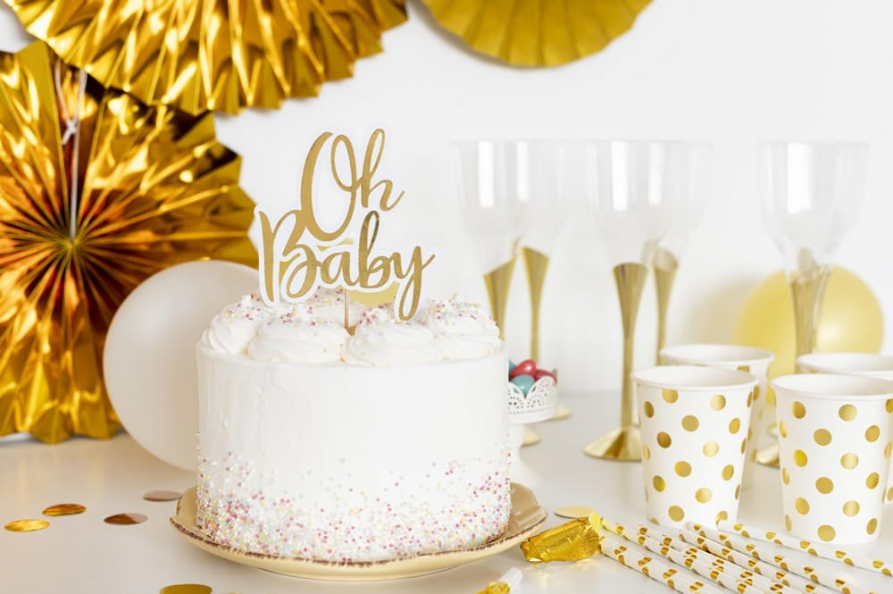 Baby shower la fête des futures mamans
