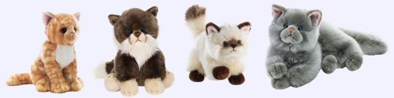 Peluche chat